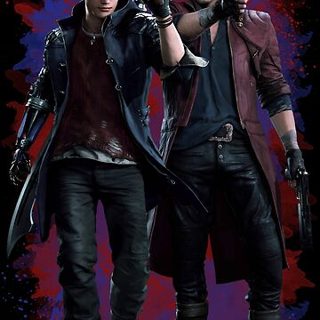 Dante and Nero - Devil May Cry 5 by AngeliaLucis