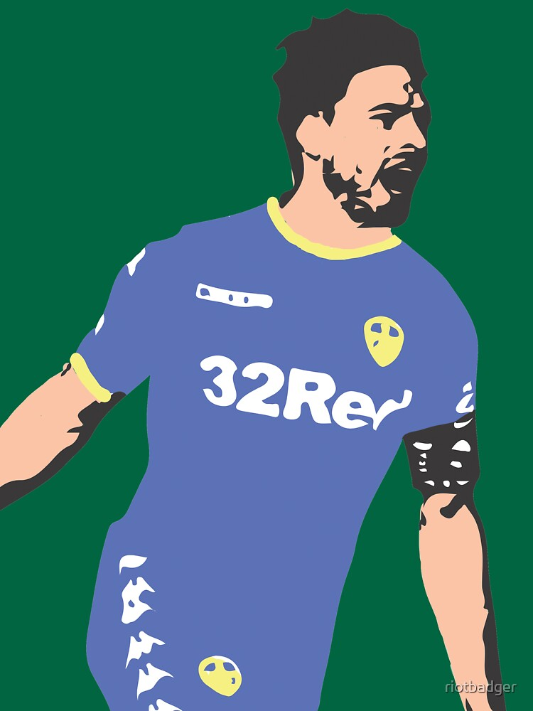 Gaetano Berardi - Leeds United by riotbadger