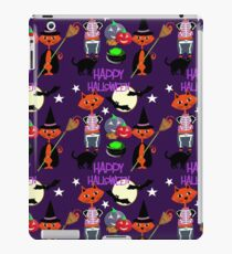 Fun Halloween Night Cats Cute Design iPad Case/Skin