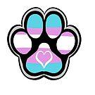 Paw Pride - Trans by StoneStudios