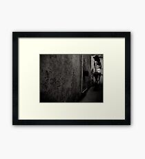 Language Framed Print