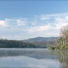 Still Mountain Lake by Ryan McGurl