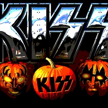 Halloween Kiss Design by PunkRockMetal