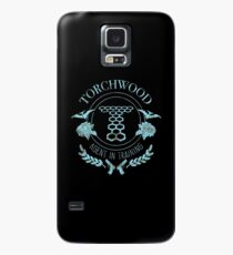 Torchwood - Agent in Training (2) Case/Skin for Samsung Galaxy
