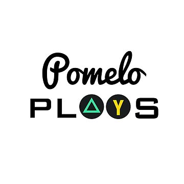 Pomelo Plays Logo by pomelopictures