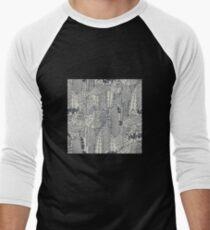 Big City Love Baseballshirt mit 3/4-Arm