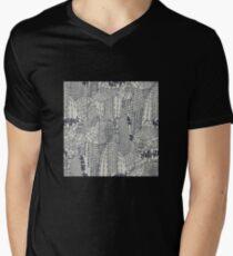 Big City Love T-Shirt mit V-Ausschnitt