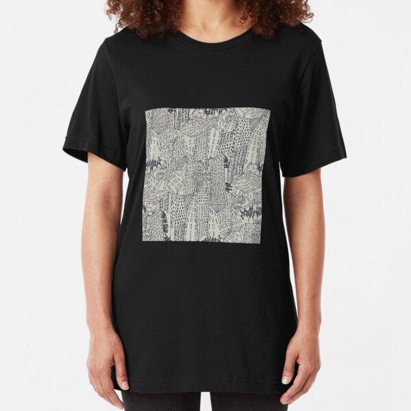 Big City Love Slim Fit T-Shirt