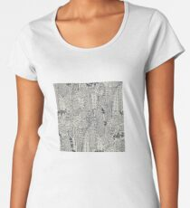 Big City Love Premium Rundhals-Shirt