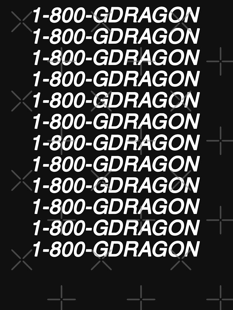 1-800-gdragon by amandamedeiros