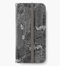 New York iPhone Flip-Case/Hülle/Klebefolie