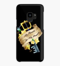 My Friends Are My Power Case/Skin for Samsung Galaxy