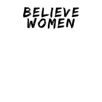 Believe Women Sticker by trippeh