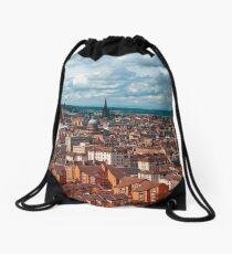 Edinburgh. Scotland Drawstring Bag