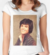 Donny Osmond, Teen Idol Fitted Scoop T-Shirt