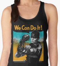 We Can Do It (Furiously) Women's Tank Top