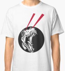 T rex Eye Laser Godzilla Classic T-Shirt