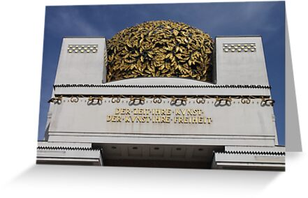 Dome Of Secession,  Wien Österreich by Mythos57