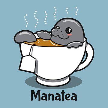 Manatea by BoggsNicolasArt