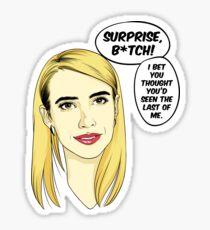 Surprise Sticker