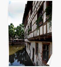 Strasbourg Impressions Poster