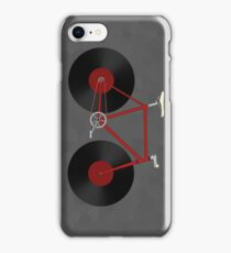 Record Fixie iPhone Case/Skin