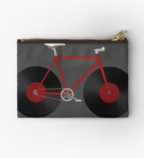 Record Fixie Studio Pouch