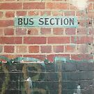Bus Section by Joan Wild