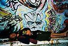 graffitti angel by Juilee  Pryor