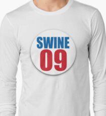 I survived Swine 09 Long Sleeve T-Shirt