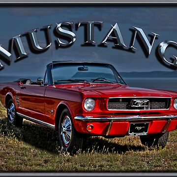 Mustang by johnny55