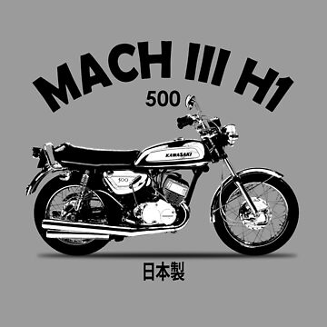 Mach III H1 Made In Japan by rogue-design
