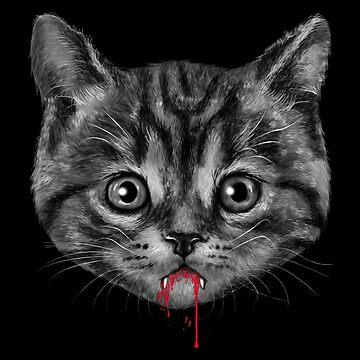 Black Pussy Cat by vincenttrinidad