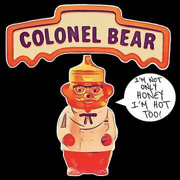 Colonel Bear by Italianricanart