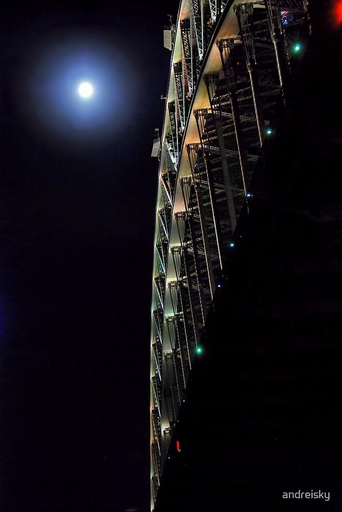 Moon bridge by andreisky