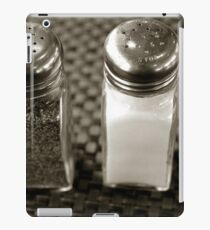 Salt & Pepper iPad Case/Skin