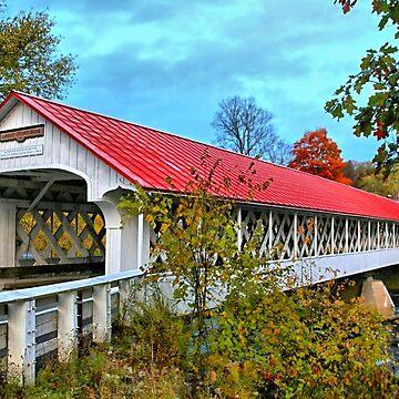 Ashuelot Bridge by djphoto