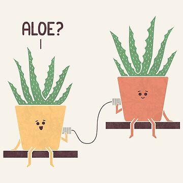Aloe by theodorezirinis