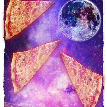 Three Pizza Moon - Wolf Moon Parody by PopArtdom