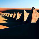 Tank Traps by Michael Garbutt
