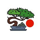 Bonsai Tree - #3 by LadyBaigStudio