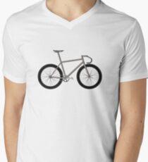 Fixie Men's V-Neck T-Shirt