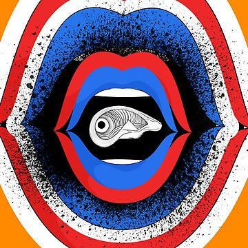 FISH MOUTH by eriettataf