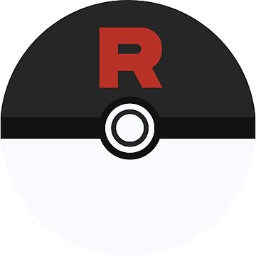 Team Rocket Poke Ball by asimof009