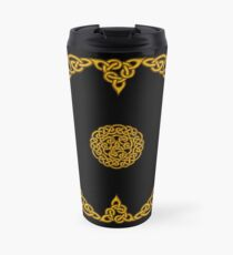 Celtic Knot-Works 1 Travel Mug