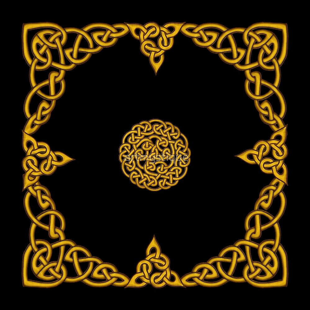 Celtic Knot-Works 1 by artmystique