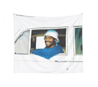 Brockhampton - Saturation cover Wall Tapestry
