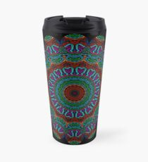 AM Mandala 1 version Travel Mug