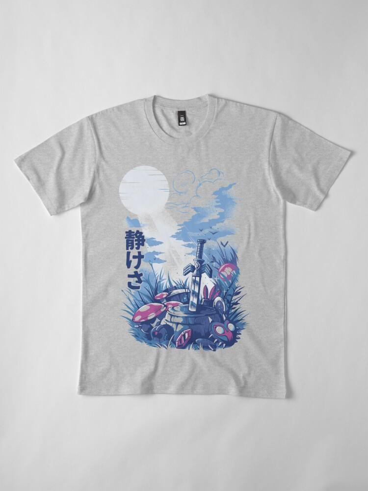 Alternative Ansicht von Spiele im Wald Premium T-Shirt