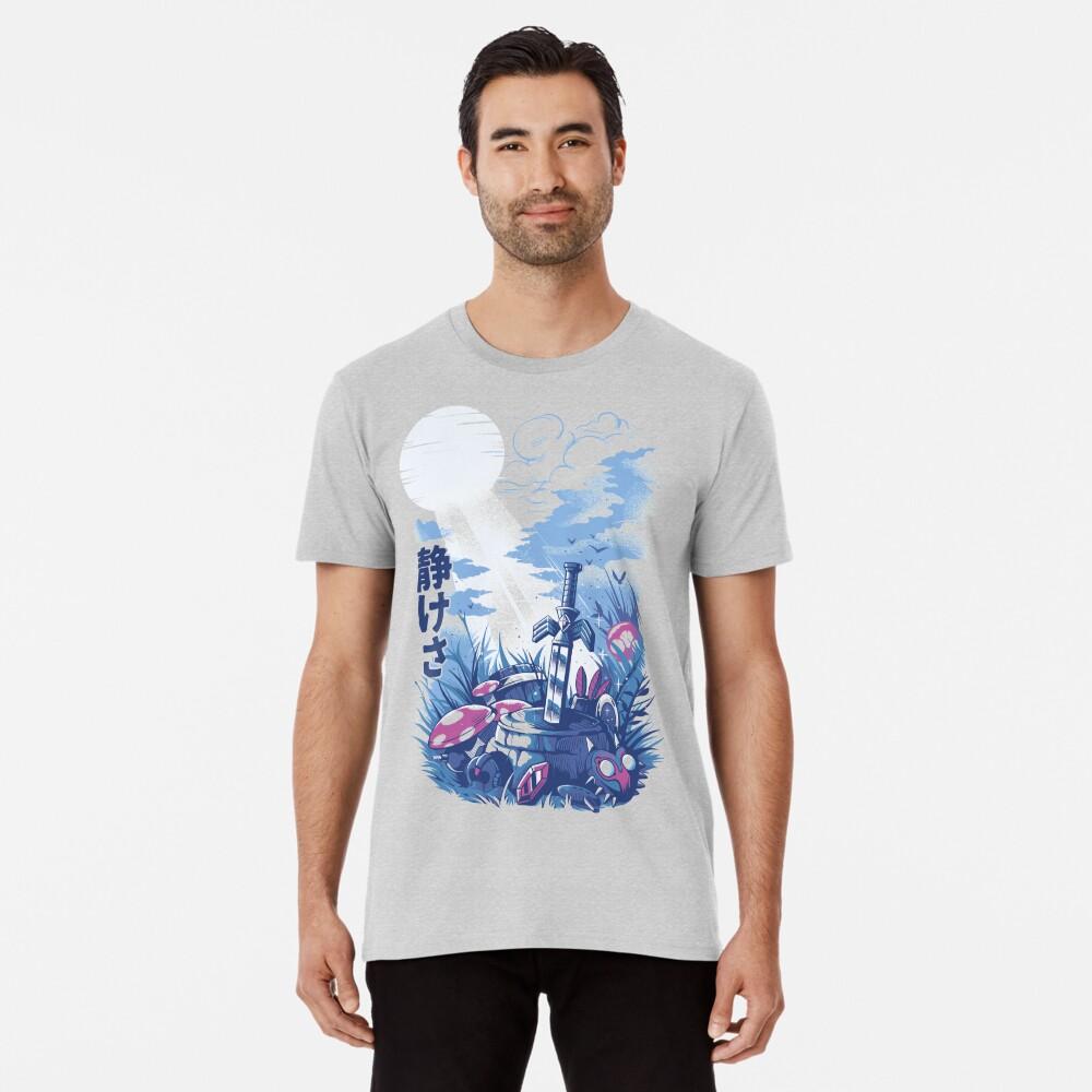 Spiele im Wald Premium T-Shirt